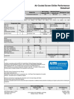 Yvaa0490 Performance Sheet