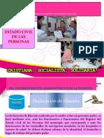 Procedimiento Administrativo Para Reconocimiento de Hijos RECP