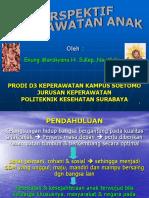 PERSPEKTIF KEPERAWATAN ANAK BARU.ppt