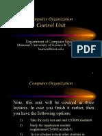 Computer Organization.Cu