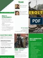Ebike Brochure