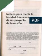 EVALUACIÓN FINANCIERA DE PROYECTOS DE INVERSION - ARTURO INFANTE VILLAREAL - CAP 3 AL 4