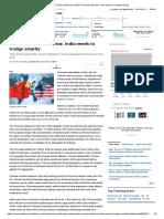 US China Trade War_ Amid US-China Trade War, India Needs to Trudge Smartly