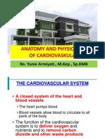 Anatomy and Physiology of Cardiovaskular