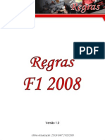 Regras SRP-FRC F1 2008