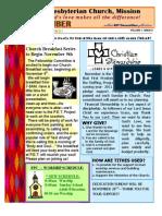 Fpc November 2010 Newsletter