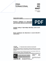 Ensayos sintéticos de interruptores automaticos para corriente alterna de alta tensión-60427.pdf