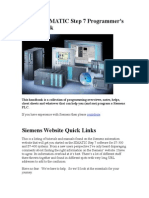 Siemens SIMATIC Step 7 Programmer