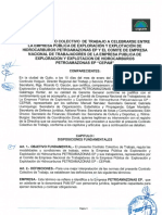 Contrato Colectivo PAM 2018-1