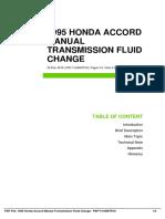 IDbbcf8be79-1995 honda accord manual transmission fluid change