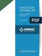 Chalecos Antibalas