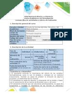 Guía de actividades y rúbrica de evaluación - Tarea 4 - Realizar ejercicios termodinámica química y equilibrio químico.pdf