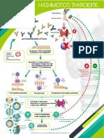 Hashimoto's Thyroiditis Infographic