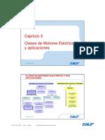 WI265 Cap 3 Clases de Motores Eléctricos y Aplicaciones
