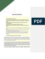 Employment Agreement - First Draft (1)