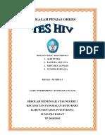 makalah tes hiv