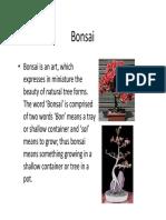VSF 473 Lect 13 Bonsai