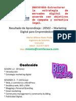 Presentación Curso Marketing Digital