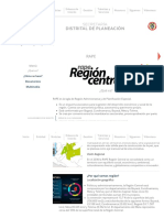 ¿Qué Es_ _ Secretaría Distrital de Planeación