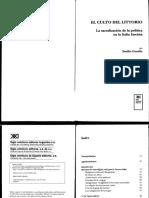 009 - Gentile - El culto del littorio (1).pdf