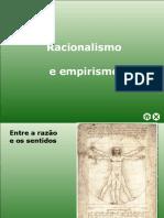 Racionalismo e Empirismo.ppt