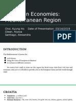 European Economies - Mediterranean