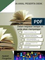 Materi_PPT Kemampuan Awal Peserta Didik