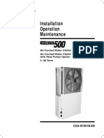 MANUAL D INSTALACION CHILLER TRANE.pdf
