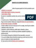 10= MANDAMENTOS DO SOCORRISTA 2º