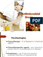 Microbial Control - Antimicrobial Drugs