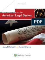 John M. Scheb II, Hemant Sharma - An Introduction to the American Legal System-Wolters Kluwer (2015).pdf