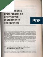 EVALUACIÓN FINANCIERA DE PROYECTOS DE INVERSION - ARTURO INFANTE VILLAREAL - CAP 7 AL 8