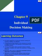 indivual decission making