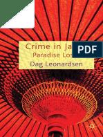 Leonardsen - Crime in Japan_ Paradise Lost.pdf