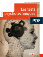 Les tests psychotechniques - Eyrolles.pdf