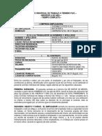 CONTRATO INDIVIDUAL DE TRABAJO A TÉRMINO FIJO DE JEFE DE COCINA.docx