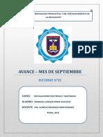 318850091-INFORME-N-01-DE-INSTALACIONES-ELECTRICAS-Y-SANITARIAS.pdf