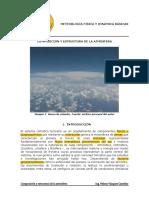 Composición y estructura de la atmosfera