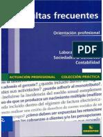 Actuacion Profesional. Consultas Frecuentes. 9º edicion. Errepar.pdf