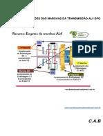Al4 DPO Resumo Das Aplicações de Marchas Da transmissão   C.A.B