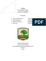 Paper State and Constitution Group 2