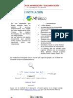Instalacion Alfresco