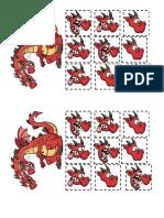 Cuento Del Dragon Para Contar y Estudiar