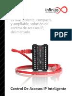 Control De Accesos IP Inteligente