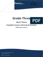 Grade 3 Course and Exercises 2018 100118