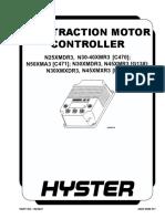 Controlador Del Motor de Tracción Sem