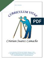 CV Cristian Suarez Camacho