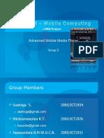 anadvancedmobilemediaplayerusingj2me-090822093134-phpapp01