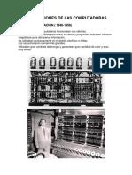 Generaciones de Las Computadoras (2)