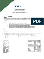 Guía # 7. Equilibrio Acido-base.